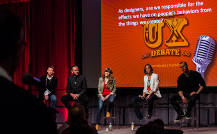 SapientNitro Presents: The Great UX Debate
